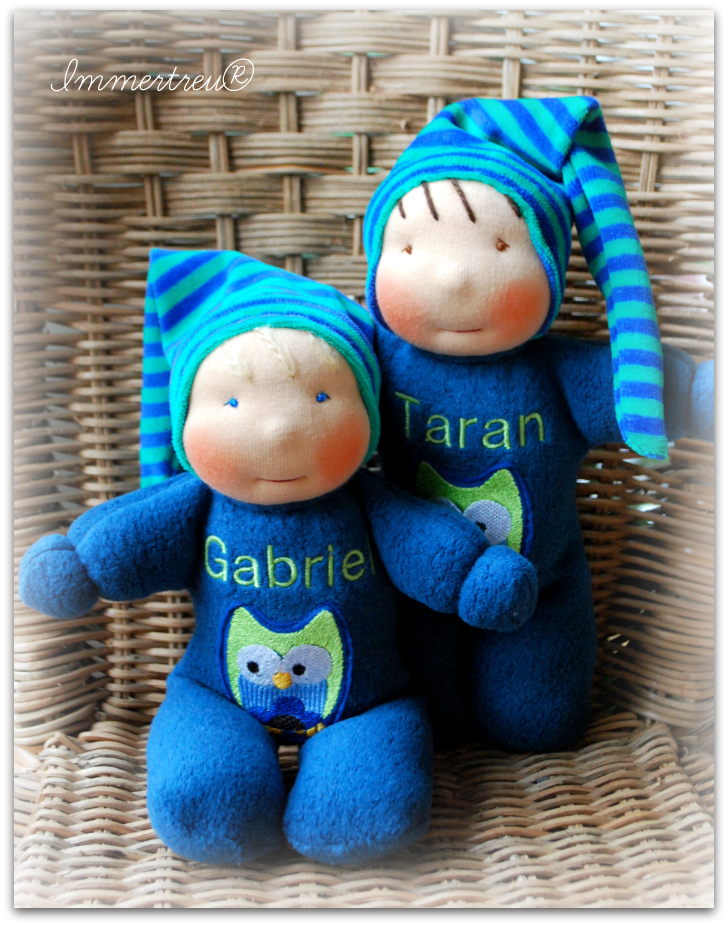 Taran und Gabriel